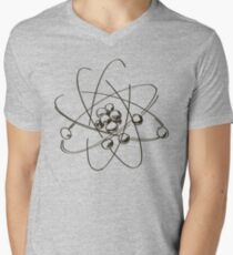 Sphere Of Geek T Shirt Mens V-Neck T-Shirt