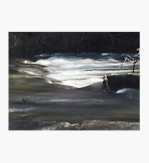 River Dove at Milldale Photographic Print
