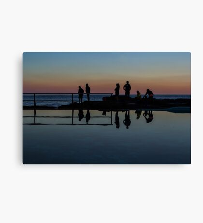 Family Fun Canvas Print