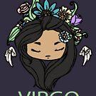 Virgo  by Moriartsy