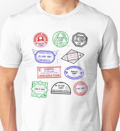 Gaming Passport T-Shirt