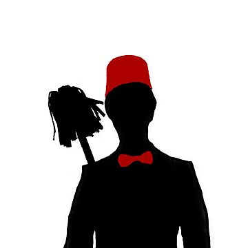 I wear a Fez now by pondd