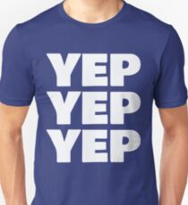 YEP YEP YEP (Land Before Time) T-Shirt Unisex T-Shirt