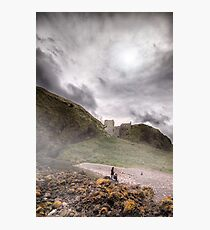 Castle ... || ... In the Sky Photographic Print
