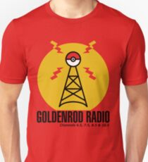Goldenrod Radio T-Shirt