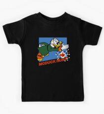 Scrooge McDuck Hunt Kids Tee