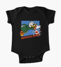 Scrooge McDuck Hunt One Piece - Short Sleeve