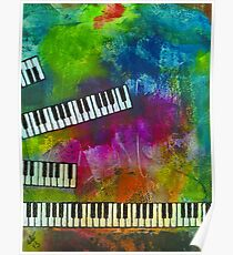 Summer Keys Poster