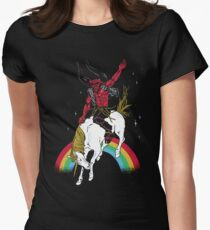 Stuff of Legends Women's Fitted T-Shirt