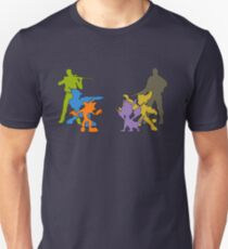 Clash of Heroes Unisex T-Shirt