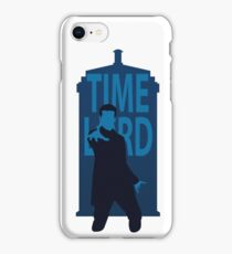Twelfth Time Lord iPhone Case/Skin
