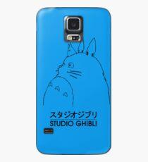 Studio Ghibli Totoro Case Case/Skin for Samsung Galaxy