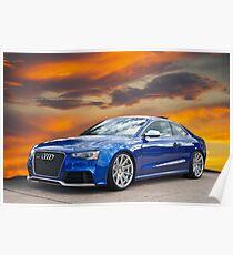 2013 Audi RS5 Poster