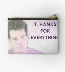 T.Hanks for Everything Studio Pouch
