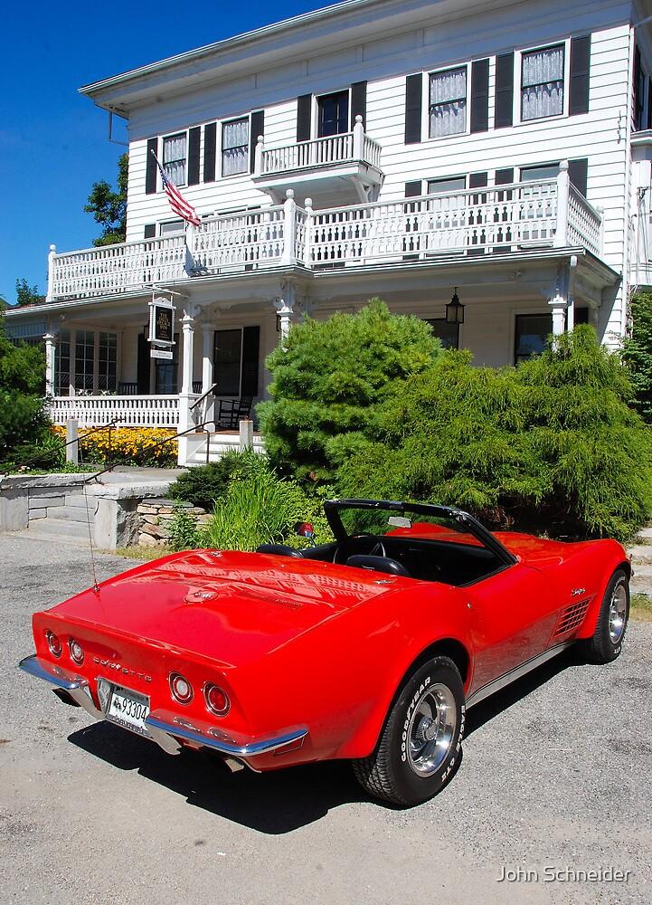 Little Red Corvette by John Schneider