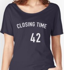 Mariano Closing Time Women's Relaxed Fit T-Shirt