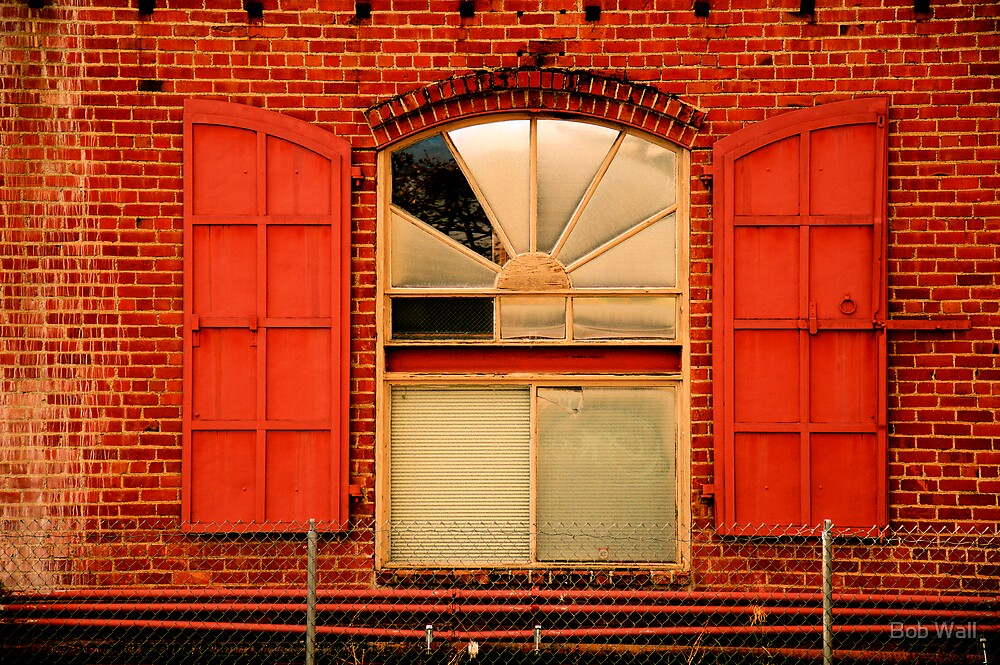 Brick Red by Bob Wall
