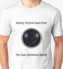 EDM Inverse Unisex T-Shirt