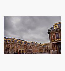 Versailles Courtyard Photographic Print