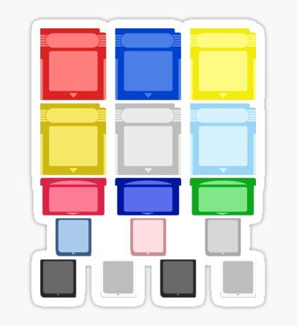 Generation Games Sticker