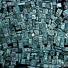 Covent Garden - Stamps by rsangsterkelly