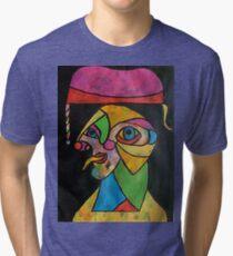 The Court Jester Tri-blend T-Shirt