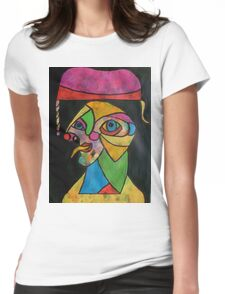 The Court Jester Womens Fitted T-Shirt