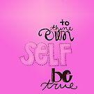 Be True by tlcollins402