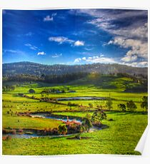 Bangor Views Poster