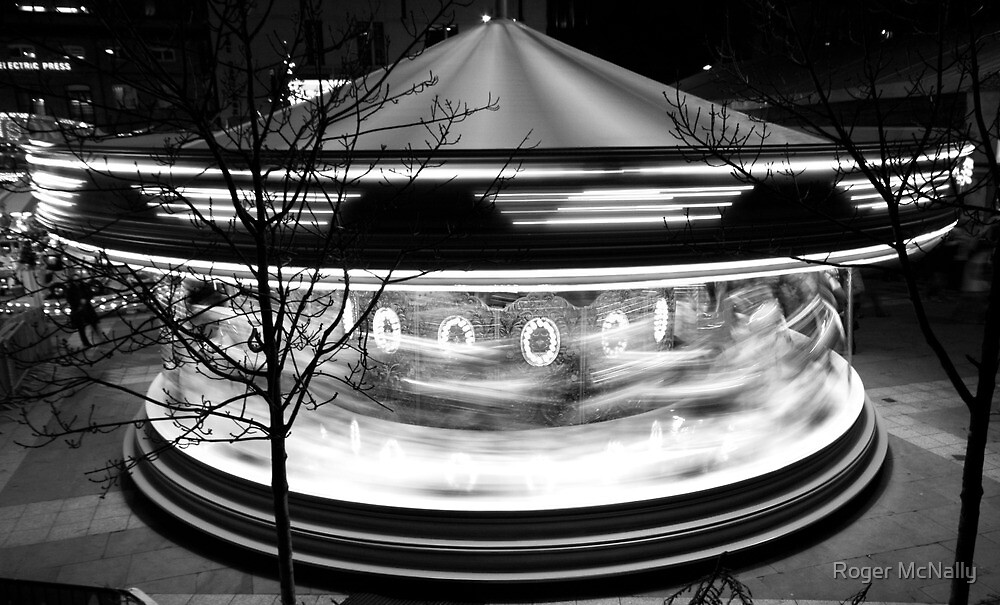 Carousel by Roger McNally