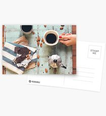 Coffee For Two Postcards