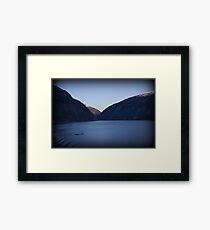 14 Framed Print