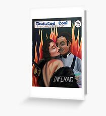 Inferno Greeting Card