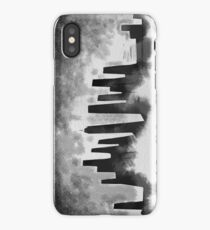 Desolate city iPhone Case/Skin