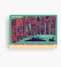 Visit Historic Innsmouth Canvas Print