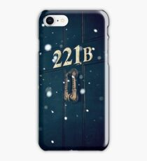 Victorian 221B iPhone Case/Skin