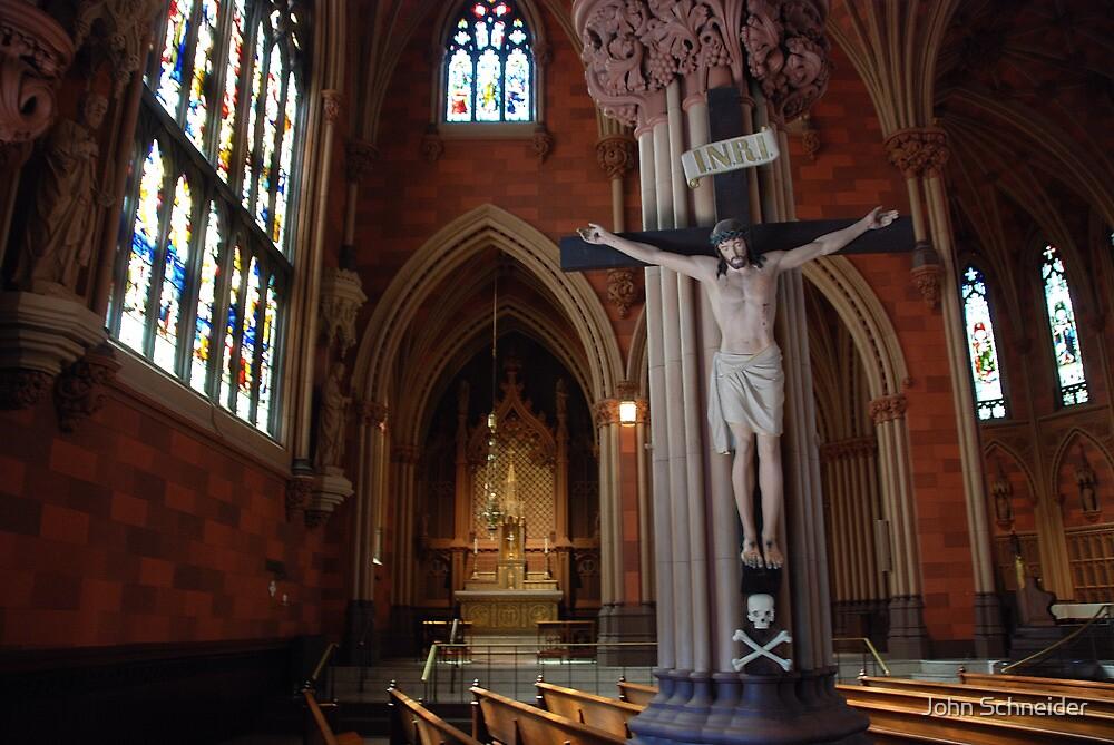South Transept by John Schneider