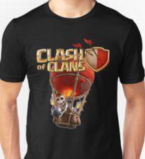 COC Balloon Boom Unisex T-Shirt