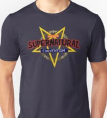 first annual supernatural convention T-Shirt