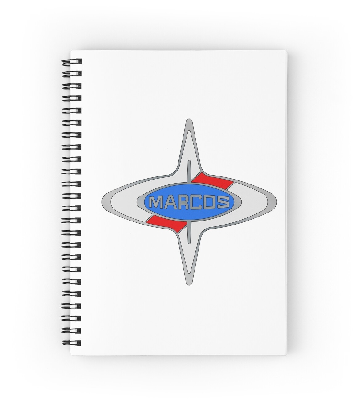 marcos car badge colour fill black outline by adamasage - Fill The Colour In Pictures