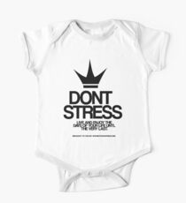Dont Stress One Piece - Short Sleeve