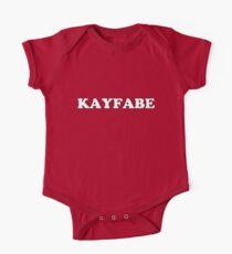 KAYFABE Kids Clothes