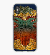 Kaiju Groupie iPhone Case