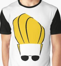 Minimalism Johnny Graphic T-Shirt