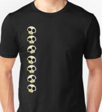 Skulls!!! Unisex T-Shirt