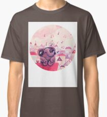 Music Lover - Rondy the Elephant listening to music on the roof Classic T-Shirt