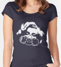 Hollywood Rebellion Women's Fitted Scoop T-Shirt