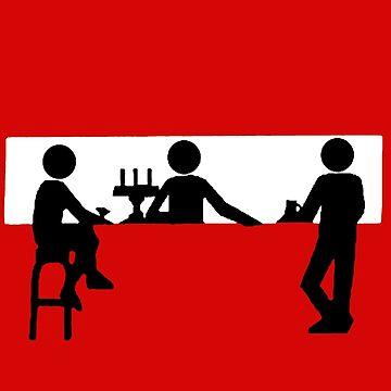 Bar Stop by Rastaman