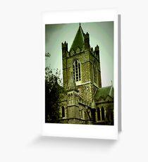 Scenes of Ireland - Church Greeting Card
