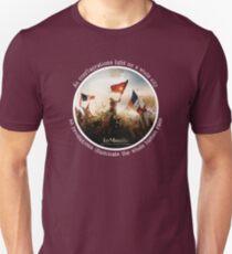 Les Miserables movie picture/book quote T-Shirt T-Shirt
